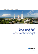 Westermo Unipetrol Success Story